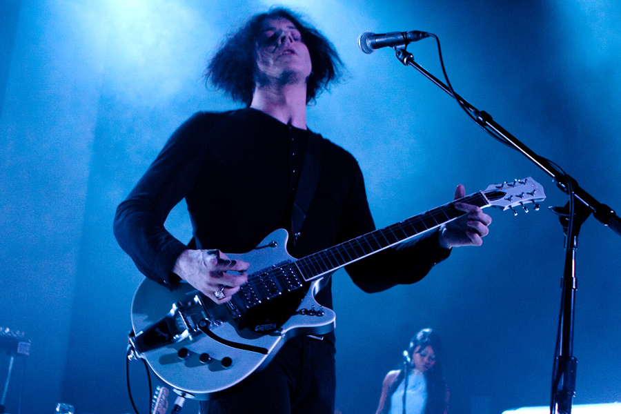 Watch Jack White perform a folk version of 'We're Going To Be Friends'