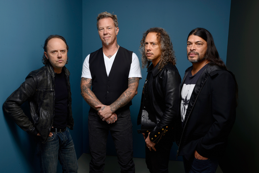 Metallica To Begin Reissue Series With Cassette Release Of