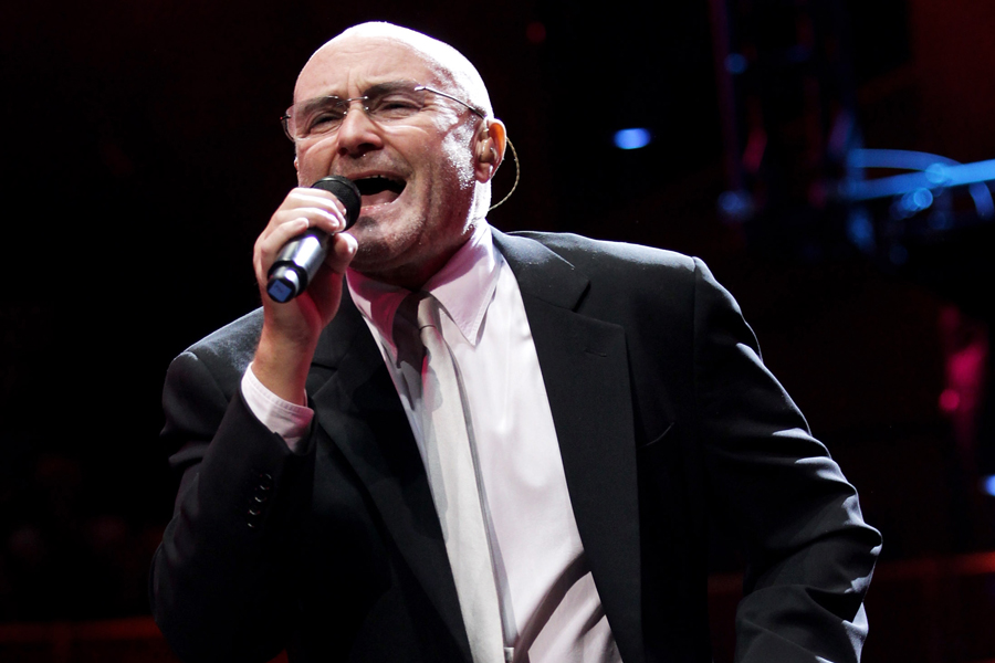 phil collins not dead yet