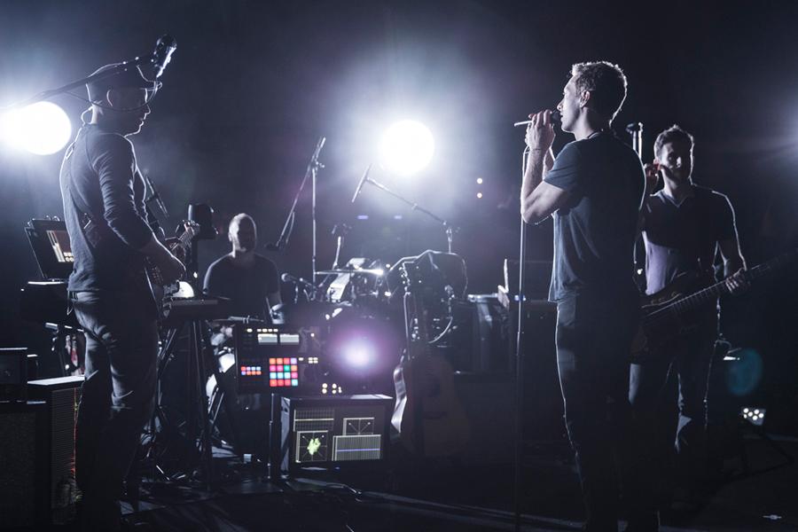 Coldplay: Ghost Stories The Film - TVBuzercom