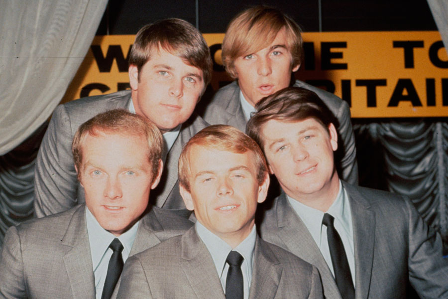 The Beach Boys Announce Tour To Mark 50th Anniversary Of Fun
