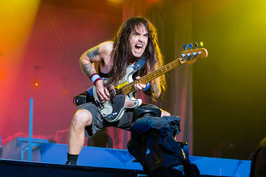Iron Maiden Favourites To Headline Glastonbury 2015 Nme