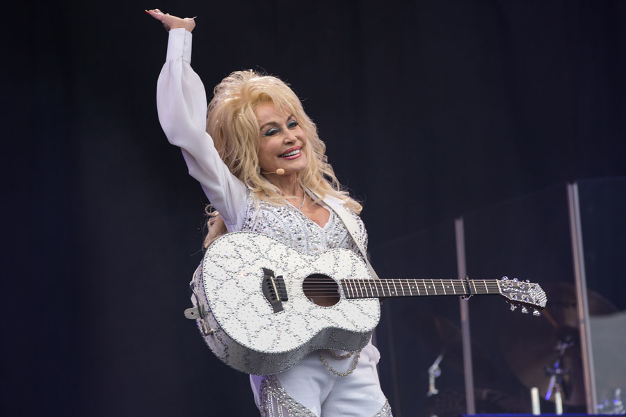 Dolly Parton Hints At Jack White Collaboration