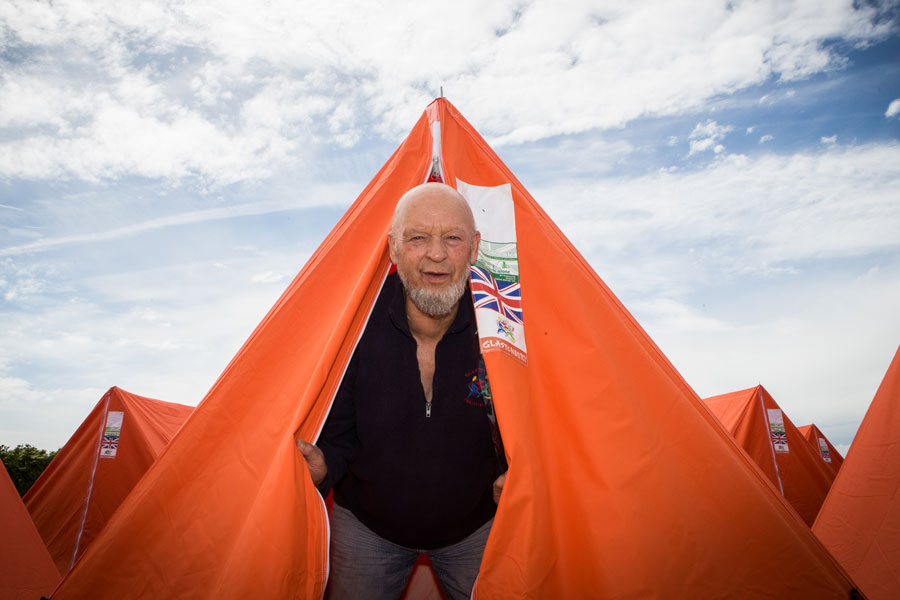 Glastonbury 2014: With 8 Days To Go, Here's What It Looks Like…