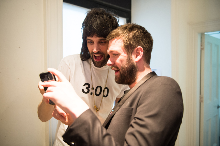 Kasabian On Tour: Behind-The-Scenes Photos Of The Run Up To