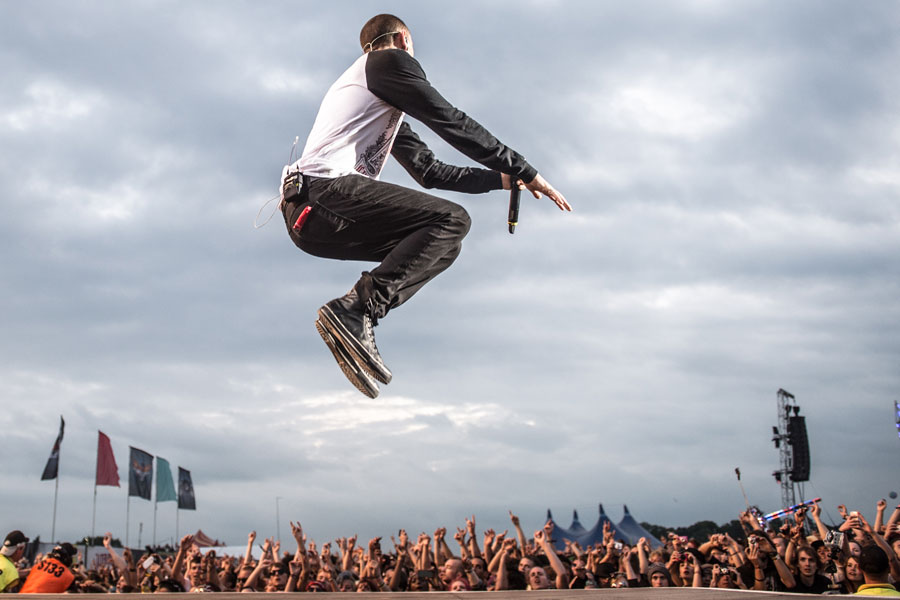 Linkin Park To Aerosmith: Download 2014 In 16 Stunning Pics - NME