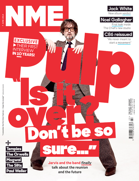 Pulp: 'We honestly haven't talked about making a new album'