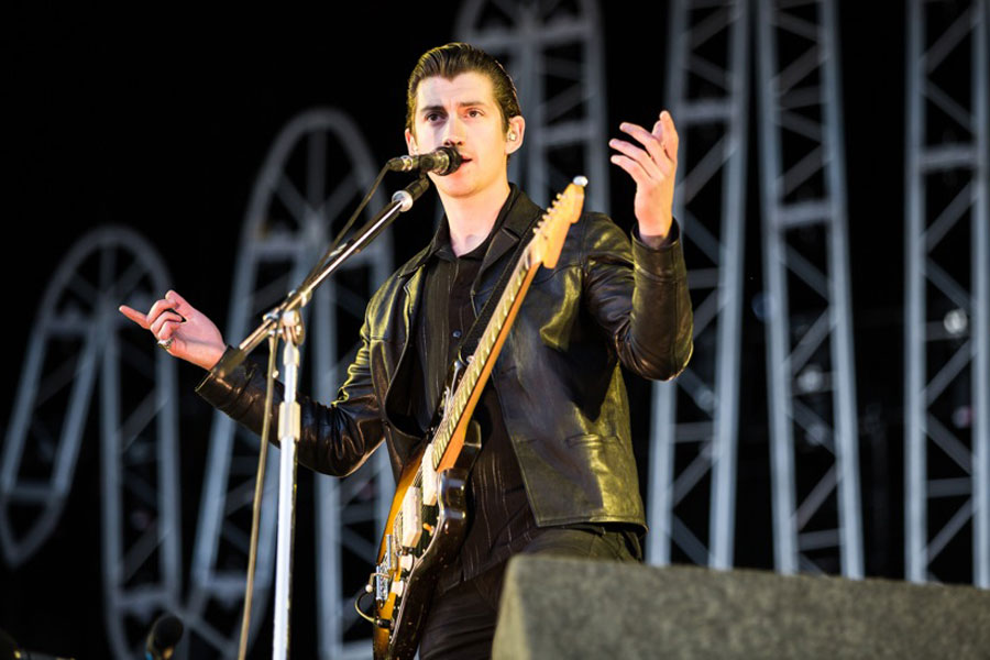 Arctic Monkeys restart encore to sync up with Disclosure during T in the Park headline set