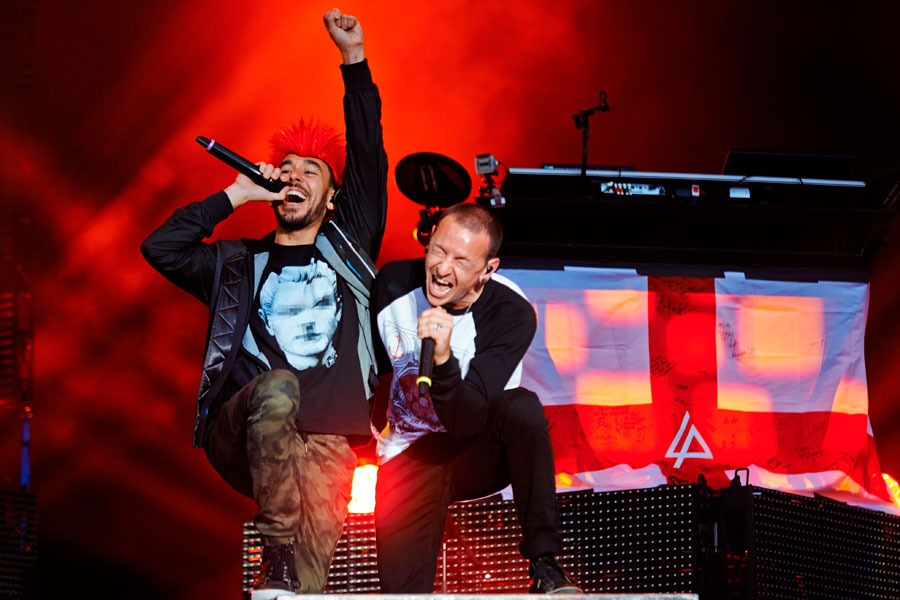 Linkin Park: 'Outdoor festivals killed the live experience