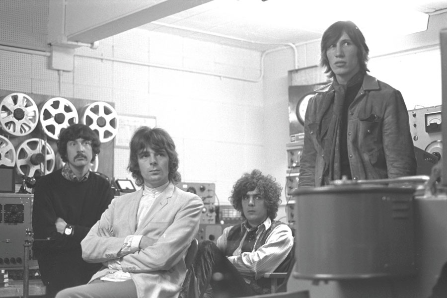 50 geeky facts about Pink Floyd