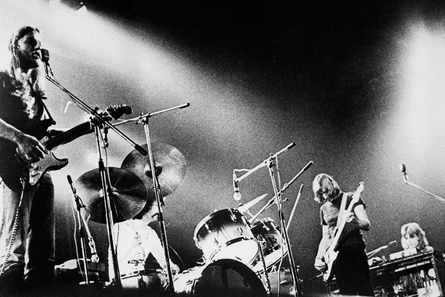50 geeky facts about Pink Floyd - NME