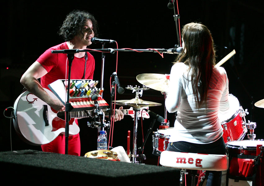music of white stripes have that up top thumb should bands the broken instead
