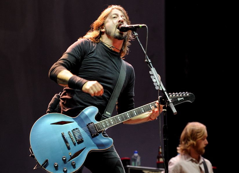 Dave Grohl and Slipknot's Corey Taylor contribute to Teenage Time Killer album