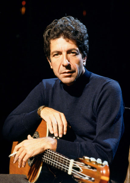 Image result for leonard cohen pictures