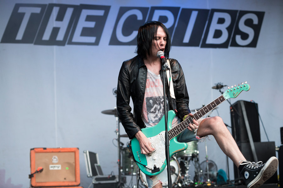 The Cribs Play Set Chosen Entirely By Fans At London Gig Nme
