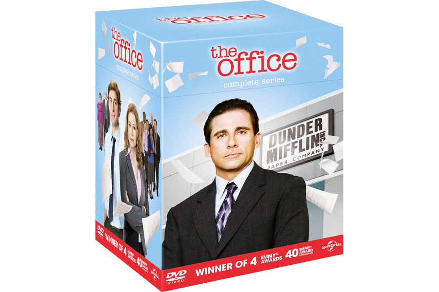 The Office Us Complete Box Set 1 9 Techieblogie Info