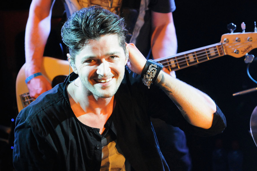The Script Score Third Official Albums Chart Number One
