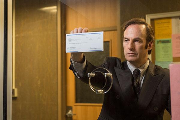 Bob Odenkirk Better Call Saul Ursula CoyoteAMC