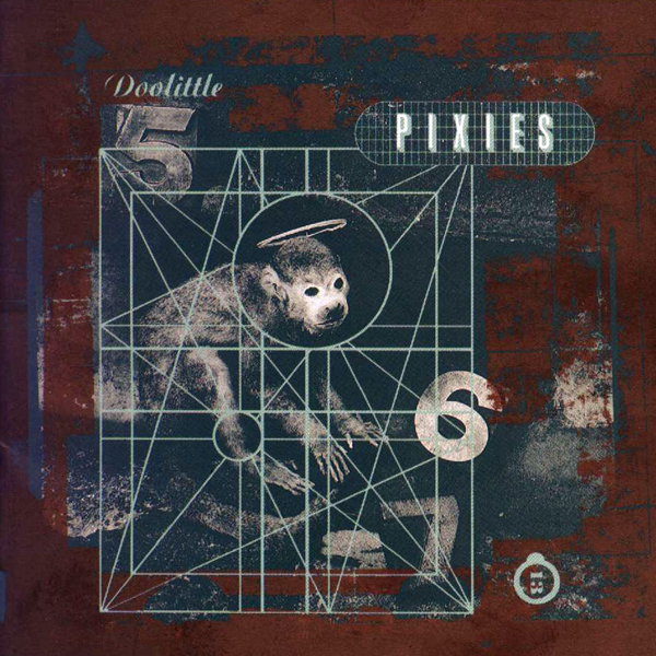 Image result for Pixies - Doolittle (1989)