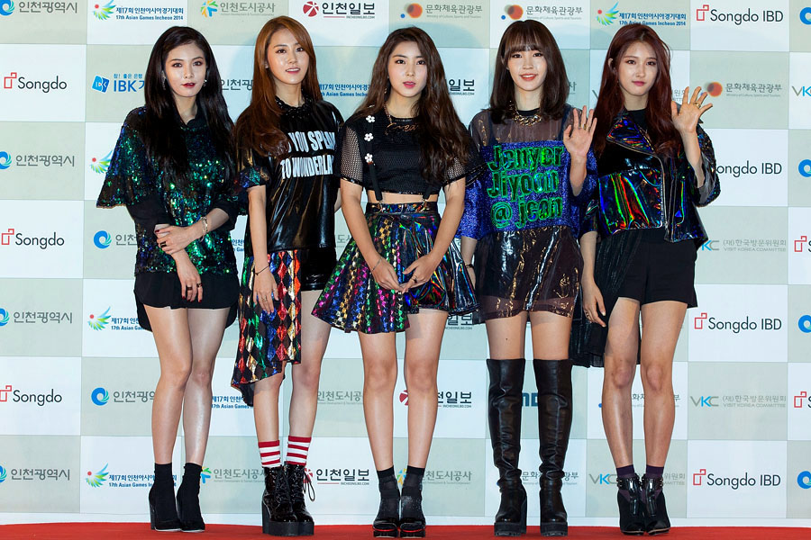 K Pop Band 4minute Release Statement Following Death Of 16