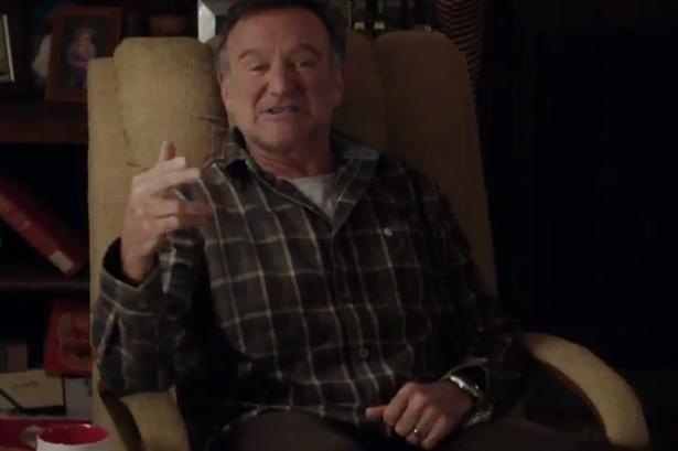 A Merry Friggin Christmas Trailer.Robin Williams In Slapstick Trailer For A Merry Friggin