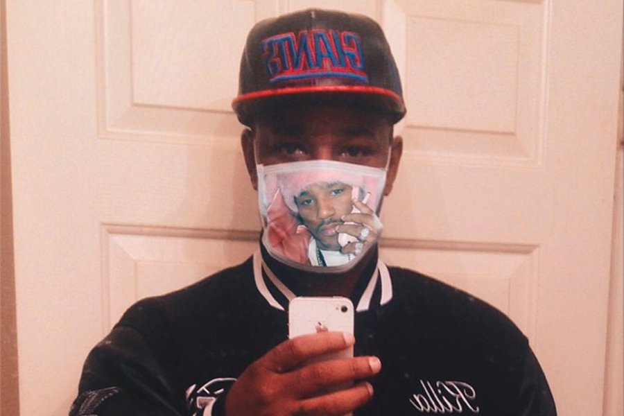 cam ron sells ebola masks with his own face on nme