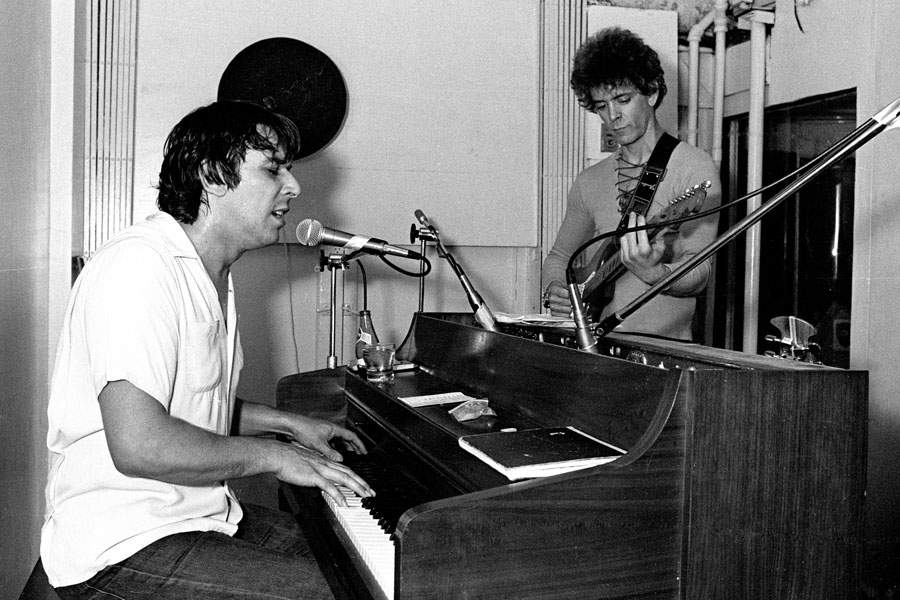 John Cale marks anniversary of Lou Reed's death with 'If You