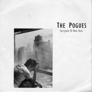 The Pogues and Kirsty MacColl –'Fairytale Of New York' (1987)