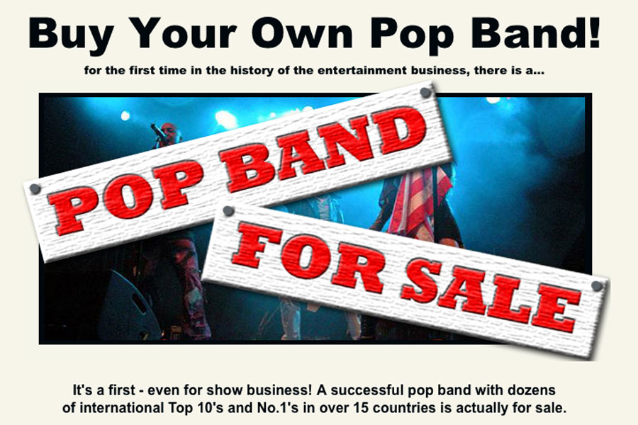 23 Of The Weirdest Things Sold On eBay By Rock Stars (Or In