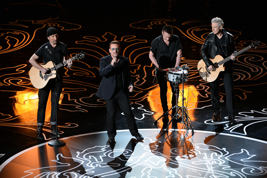 U2's Larry Mullen: 'the music industry is broken'