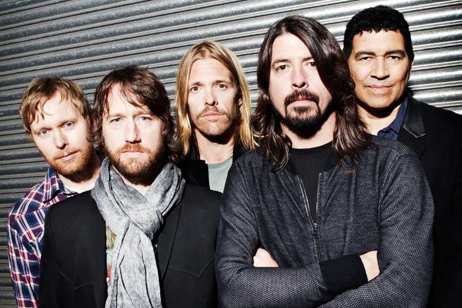 Foo Fighters To Record New Album At Start Of 2014