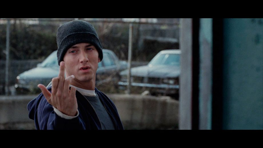 Eminem previews demo version of 'Lose Yourself' with alternate lyrics – watch