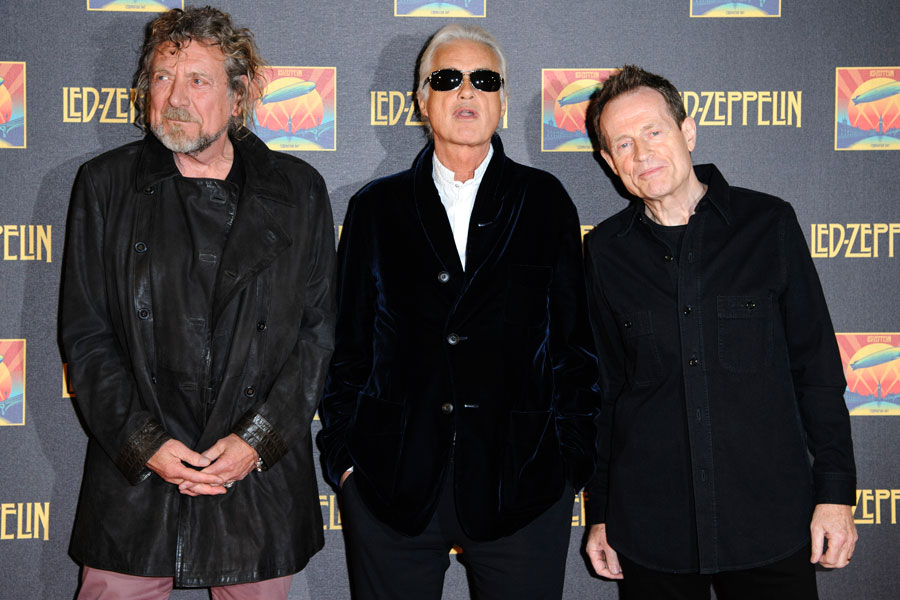 Jimmy Page Explains Why Led Zeppelin Named Fifth Album