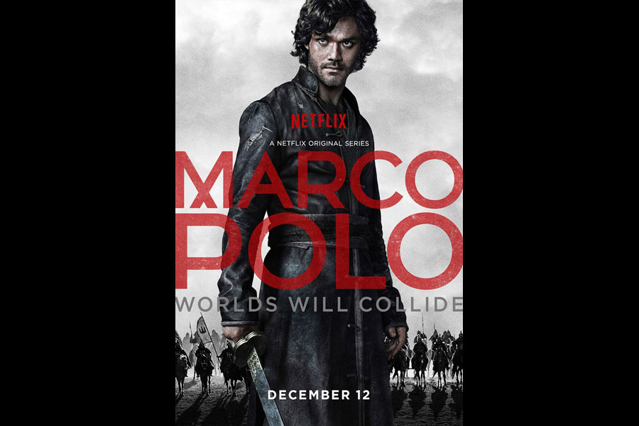 Netflix releases trailer for historical drama series 'Marco