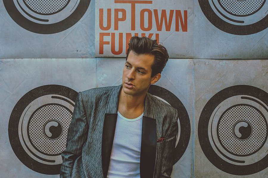 Mark Ronson breaks own 'Uptown Funk' streaming record again as it enters third week at Number One