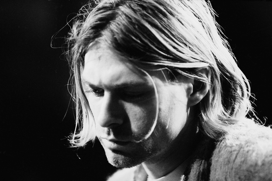 Kurt Cobain's ex-girlfriend: 'He liked to listen to 'Montage Of Heck' while stoned or on acid'
