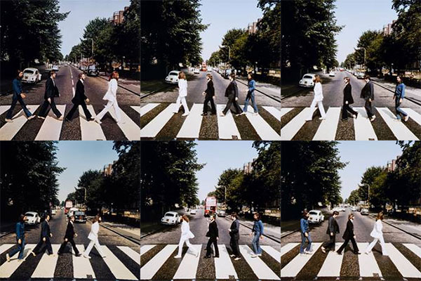 The Beatles Unused Abbey Road Photos Sell For GBP180000