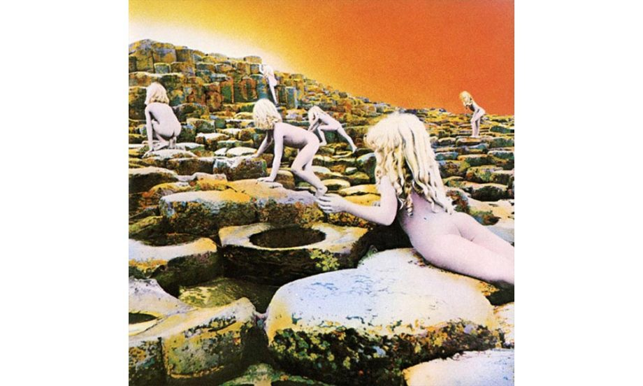 Jimmy Page explains why Led Zeppelin named fifth album 'Houses Of The Holy' and not 'V'