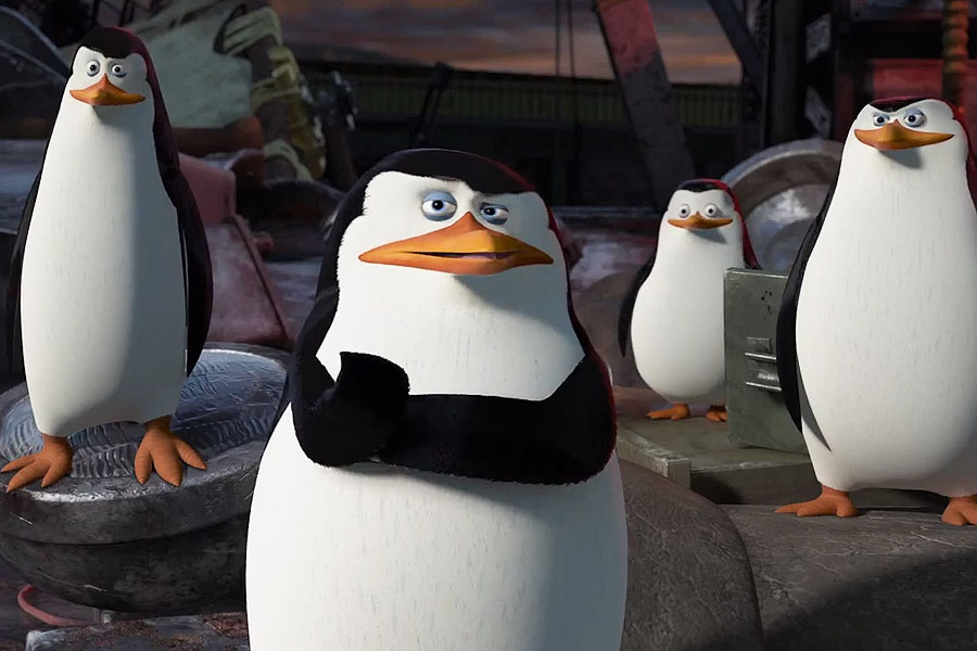 Penguins of Madagascar - Film Review - NME