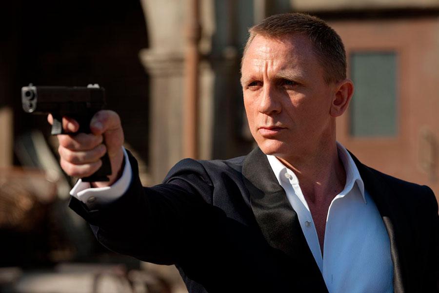 New Bond film titled 'Spectre', full cast announced - NME
