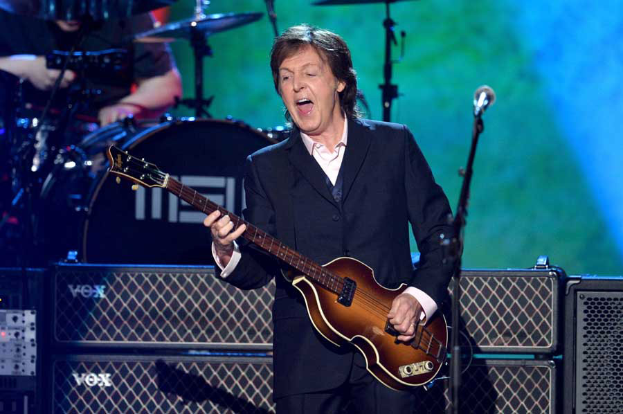 Paul McCartney Says Kanye West And Jay Z Was The Best Gig Hes Attended