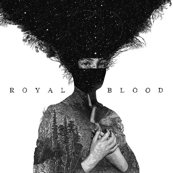 One of the most startling album covers of 2014 was royal bloods self titled debut bold and unusual it was a work called falls by dan hillier inspired