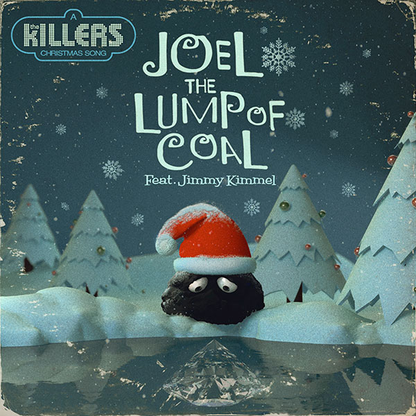 The Killers release new Christmas single 'Joel The Lump of Cole ...