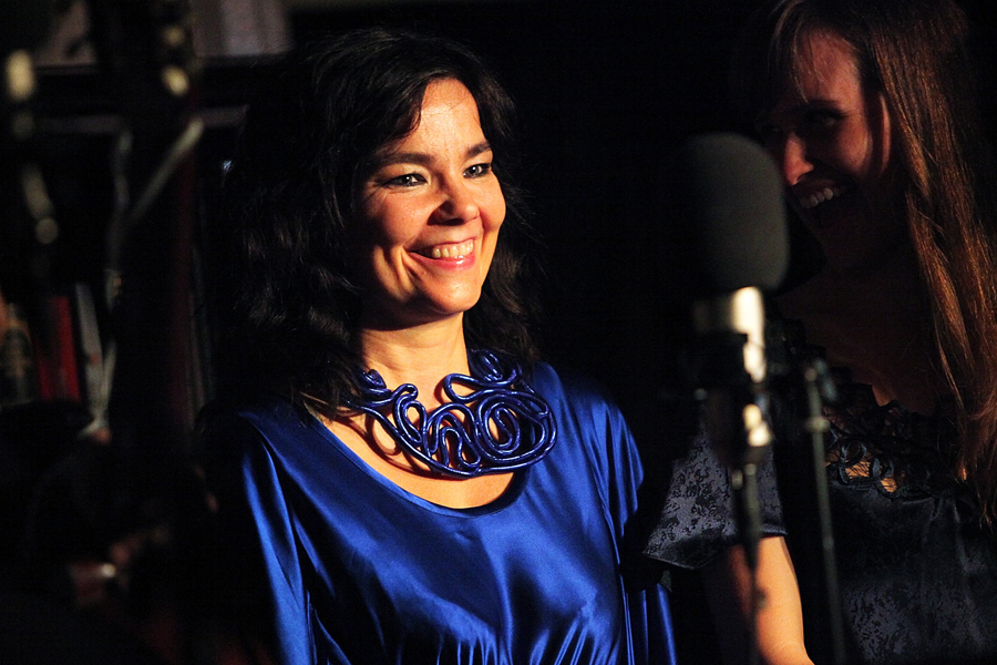 Bjork discusses the breakdown of relationship with artist ...