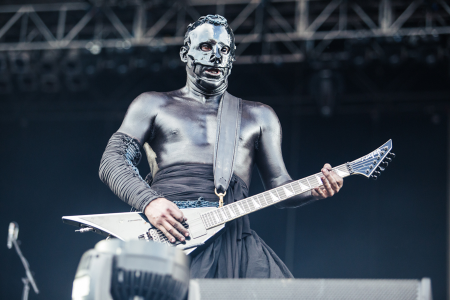 """Limp Bizkit guitarist Wes Borland on recent Instagram comments: """"It's a joke with truth in it"""""""