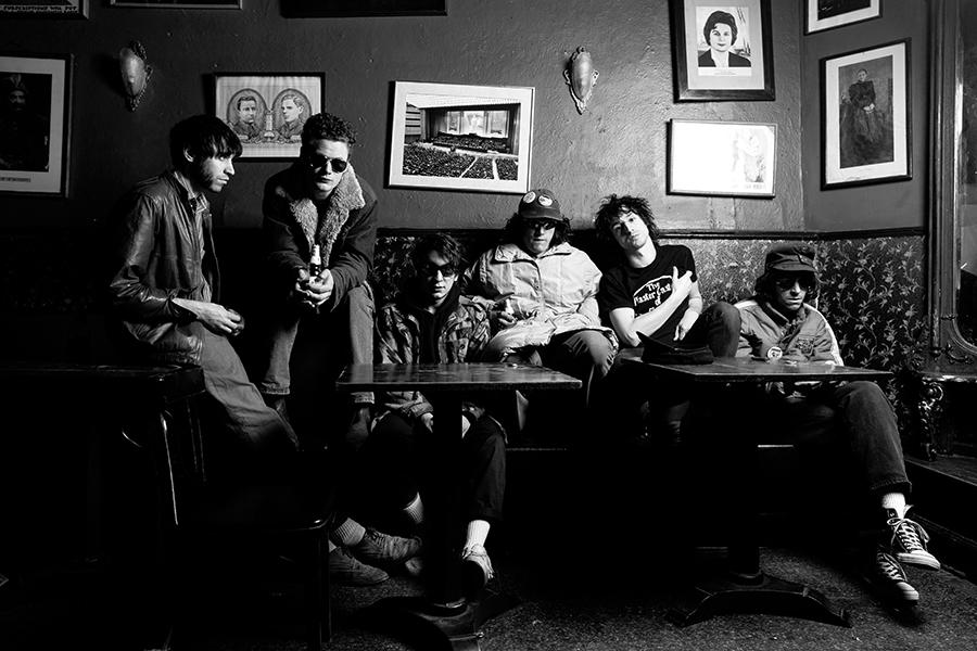 The Beatles Polska: Fat White Family nagrywają na sprzęcie Johna Lennona
