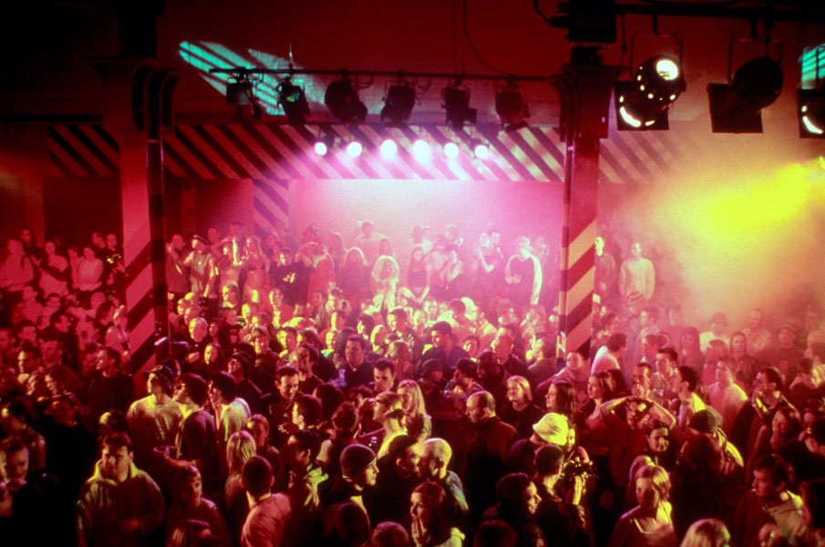 14 legendary rock venues nme