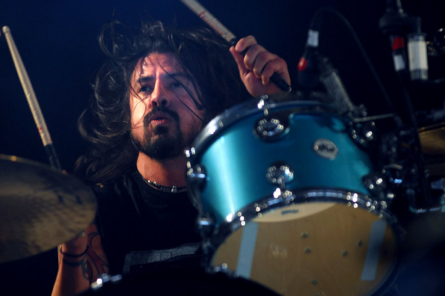 390ba2e8f 50 Incredibly Geeky Facts About Dave Grohl - NME