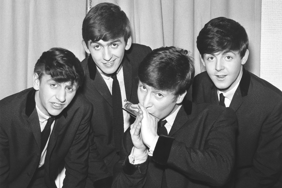 Original Recordings Of The Beatles Early Hamburg Shows To