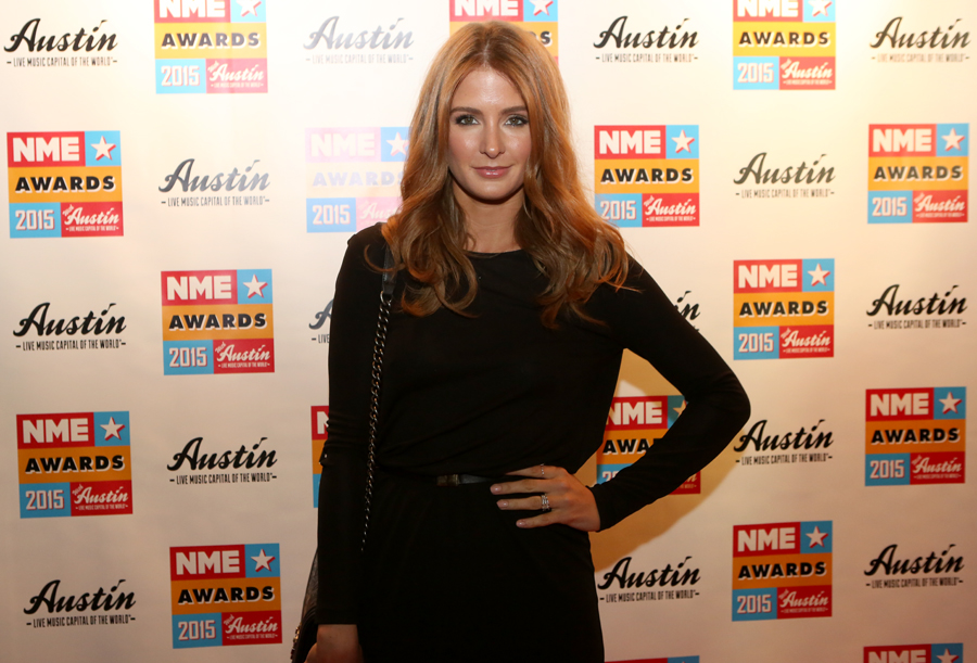 NME Awards 2015 With Austin, Texas – Rock Stars Hit The Red Carpet